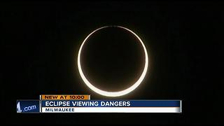 Special eclipse glasses selling out - Video