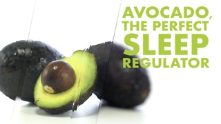 Avocado, the perfect sleep regulator - Video