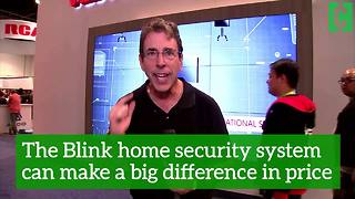 The Blink home security system can make a big difference for your wallet - Video