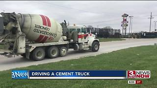 After deadly crash, a look at concrete trucks - Video