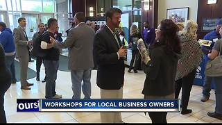 Hundreds attend Meridian Business Day - Video