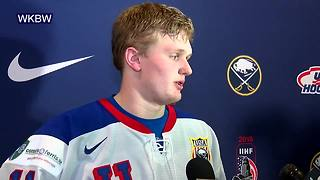 Mittelstadt shines in WJC debut - Video
