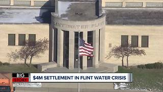 $4m settlement in Flint Water Crisis - Video