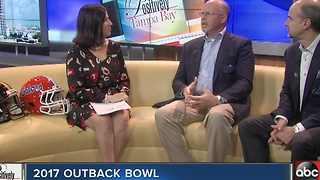 Positively Tampa Bay: Outback Bowl - Video