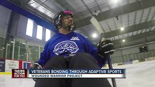 Veterans learning about Adaptive Sports ahead of 2019 Warrior Games - Video