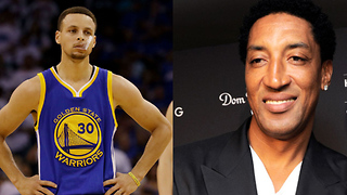 "SHOTS FIRED! Steph Curry is ""Not the Best Player on Either Team"" According to Scottie Pippen - Video"
