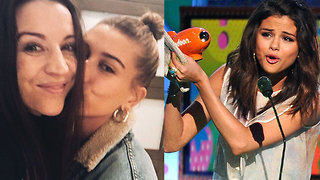 Hailey Bieber Spends The Day With Justin's Mom As Selena Gomez BREAKS This Kids Choice Award Record