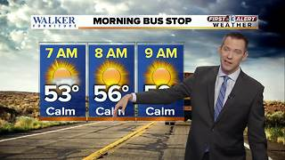 13 First Alert Weather for Nov. 8 - Video