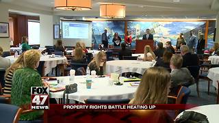 Battle over property rights between Airbnb, hotels in Michigan - Video