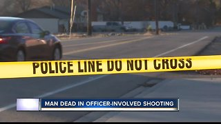 Officer-involved shooting leaves one man dead in Meridian