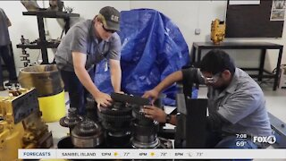The Immokalee Foundation matching $500,000 gift challenge for heavy equipment program