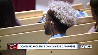 UNLV hosts forum for Domestic Violence Awareness Month