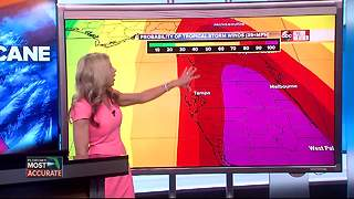 Hurricane Irma Update | Florida's Most Accurate Forecast with Shay Ryan on Friday at 1PM - Video