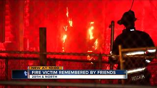 Childhood friend remembers woman killed in Milwaukee house fire - Video