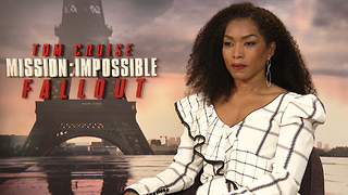 Angela Bassett Wants More Women Of Color To Get Hollywood Roles - Video