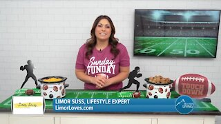 Ready For Gameday // Limor Suss, Lifestyle Expert