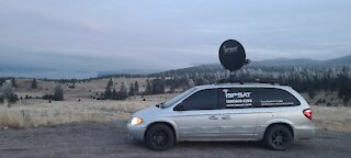 ISPSAT/Hughes Gen5 mobile-automatic satellite Internet systems and services for RV'ers and others!