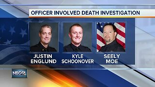 Officers involved in Fox Crossing death identified