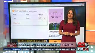 How to watch the Royal Wedding - Video