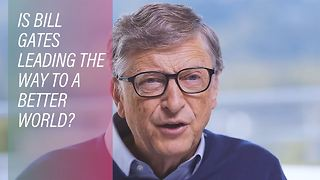 Bill Gates' new plans to end Alzheimer's - Video