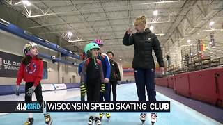 414ward: Wisconsin speed skating club - Video