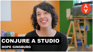 S2 Ep49: Conjure a Studio - Hope Ginsburg - Video