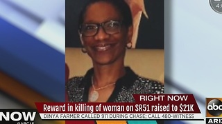 Reward raised for deadly Phoenix shooting - Video