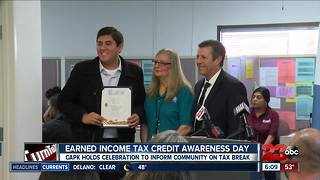 Tax credit awareness day - Video