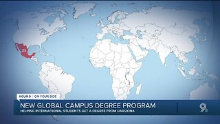 UArizona launches new global campus degree program