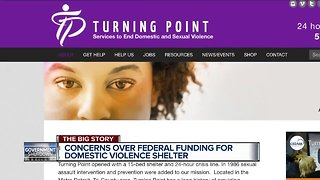 Government shutdown could impact local domestic violence services