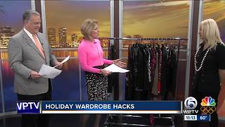 Holiday party wardrobe ideas - Video