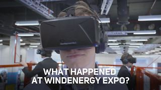 Best bits from WindEnergy Hamburg - Video