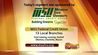 MSU Federal Credit Union - 1/15/18 - Video