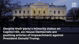 Dems Introduce 5 Articles Of Impeachment Against Trump - Video