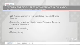 Biden to campaign in Florida