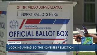 Voters encouraged to request mail-in ballots now for November election