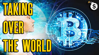 The Day That Bitcoin Took Over The World... Plus more Mask Insanity and the Great Reset