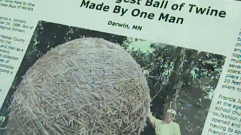 The Biggest Ball Of Twine In Minnesota Tour