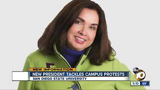 New San Diego State University president named