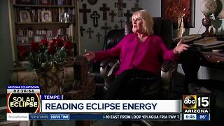 Tempe medium gives insight about solar eclipse - Video