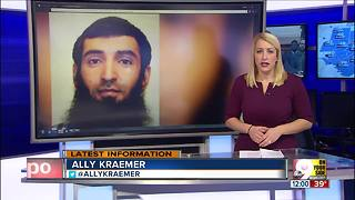 Records show Ohio business licenses registered to New York City terror suspect - Video
