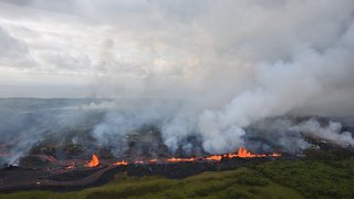 One Person Has Been Injured In Hawaii's Kilauea Volcano Eruption - Video