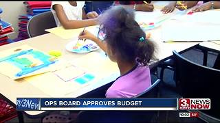 Omaha Public Schools approves budget - Video