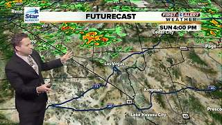 13 First Alert Weather for Aug. 6 - Video