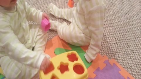Resourceful Baby Takes A Shorter Path To Success