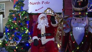 visiting the north pole - Video
