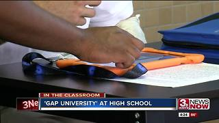 'Gap University' offered at a high school - Video