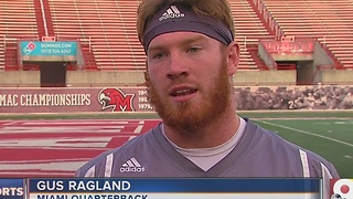 Moeller's Gus Ragland helps resurrect Miami football - Video