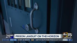 Prison lawsuit on the horizon in the Valley - Video