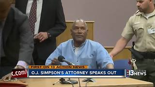 Interview with O.J. Simpson attorney Malcolm LaVergne - Video